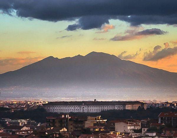 Napoli: Pompéia e Vesúvio